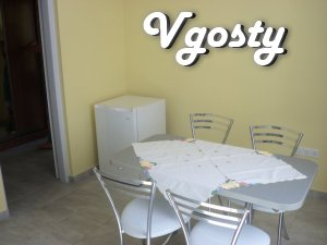 Fresh is \ r, and \ o, all new furniture, appliances. - Apartments for daily rent from owners - Vgosty