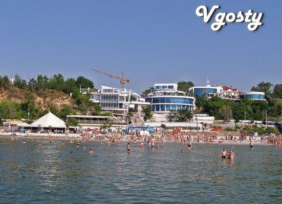 Здам 1 кімнатну в Одесі 300 метрів від моря - Квартири подобово без посередників - Vgosty
