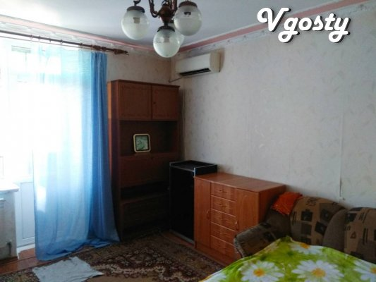 Rent 1 bedroom in Odessa, 300 meters from the sea - Apartments for daily rent from owners - Vgosty