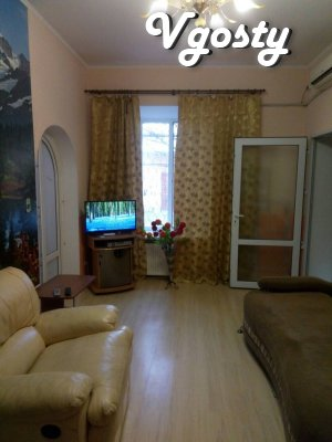 2-room apartment for rent in Ekaterinenskaya - Apartments for daily rent from owners - Vgosty