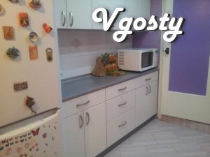 One bedroom apartment in a private house - Apartments for daily rent from owners - Vgosty