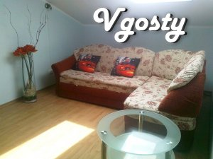 One-bedroom apartment. City center. - Apartments for daily rent from owners - Vgosty