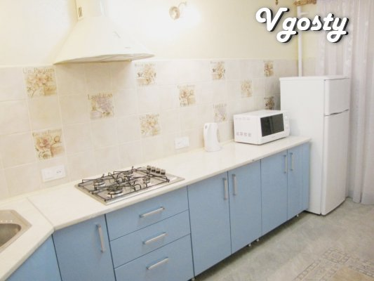 1 bedroom apartment (Alaska) - Apartments for daily rent from owners - Vgosty