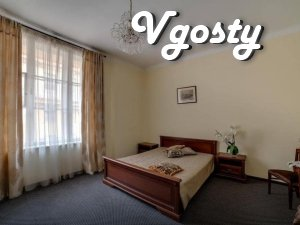Trehkomnatnaya High class apartment in the city center - Apartments for daily rent from owners - Vgosty
