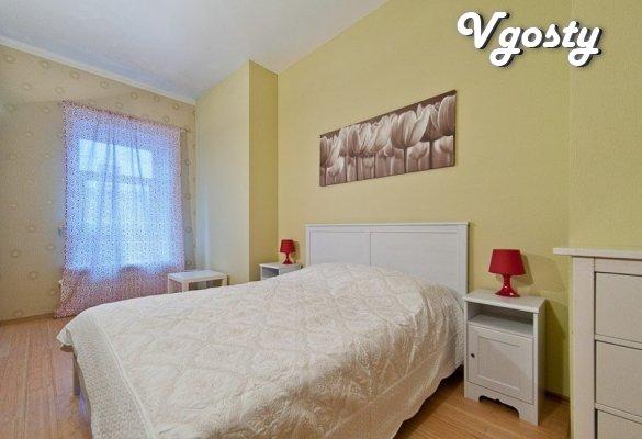Zahvatыvayuschee oschuschenye raskreposchennosty and ease - Apartments for daily rent from owners - Vgosty