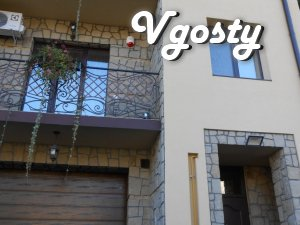 Prostornыy novopostroennыy pyatykomnatnыy trehэtazhnыy cottage - Apartments for daily rent from owners - Vgosty