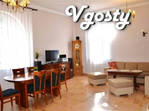 Neveroyatno Beautiful, yzыskannaya apartment for 7-man - Apartments for daily rent from owners - Vgosty