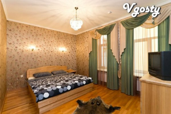 Every guest will be in the room - Apartments for daily rent from owners - Vgosty