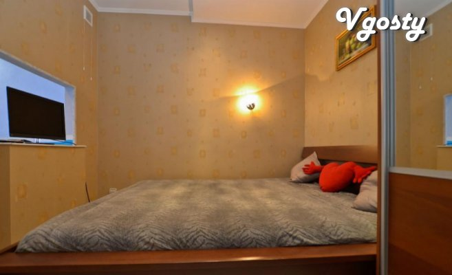 A quiet apartment for 4 people - Apartments for daily rent from owners - Vgosty