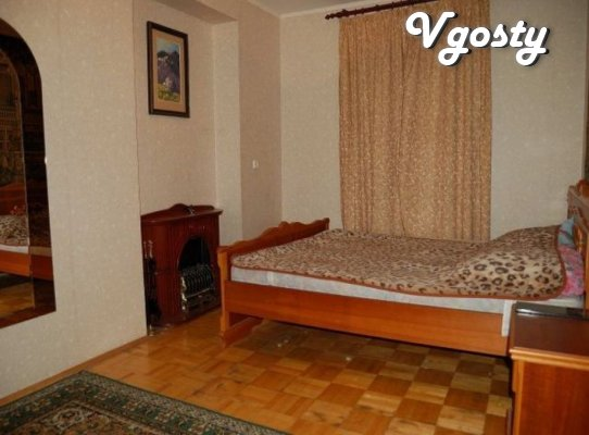 Not a bad holiday apartment in Lviv, near the center. - Apartments for daily rent from owners - Vgosty