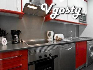 Bright and juicy apartment for a small company - Apartments for daily rent from owners - Vgosty