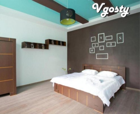 Stylish 4 bedroom apartment for 8 people - Apartments for daily rent from owners - Vgosty
