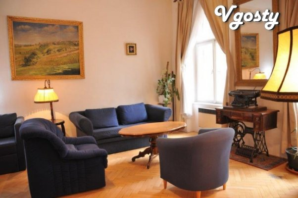 """4-room apartment """"Austria"""" - Apartments for daily rent from owners - Vgosty"""