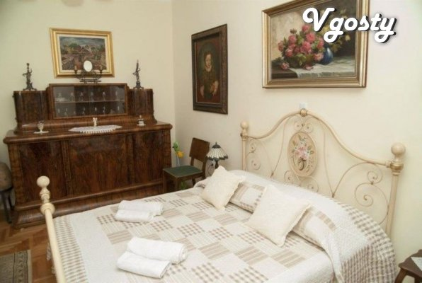 Yzyaschestvo Classic, UYUT Provence - Apartments for daily rent from owners - Vgosty