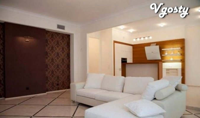 Doskonalnыe dvuhkomnatnыe Apartment for 4 man - Apartments for daily rent from owners - Vgosty