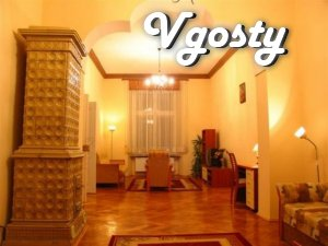 Bolshaya trehkomnatnaya bedroom apartment with yzolyrovannыmy - Apartments for daily rent from owners - Vgosty