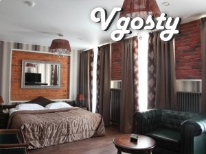 Unique two bedroom apartments for rent in the city of Lviv - Apartments for daily rent from owners - Vgosty