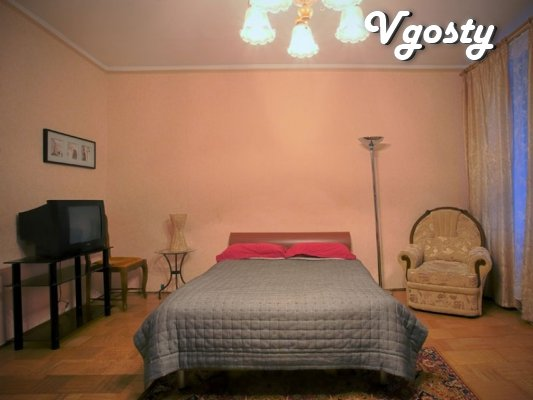 Compact apartment for 3 in the heart of the city - Apartments for daily rent from owners - Vgosty