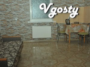 Two room apartment in the city center near the fountain ODA.Evro remon - Apartments for daily rent from owners - Vgosty