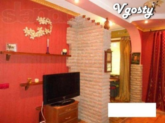 The apartment is renovated in the center of town - Apartments for daily rent from owners - Vgosty