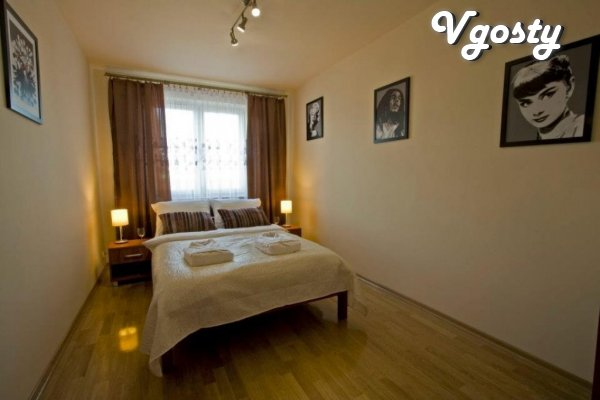 Softly lit high tech - Apartments for daily rent from owners - Vgosty
