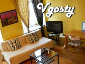 Luxury studio apartment in a new building - Apartments for daily rent from owners - Vgosty