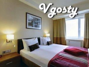 Новая, свежая трехкомнатная квартира - Apartments for daily rent from owners - Vgosty