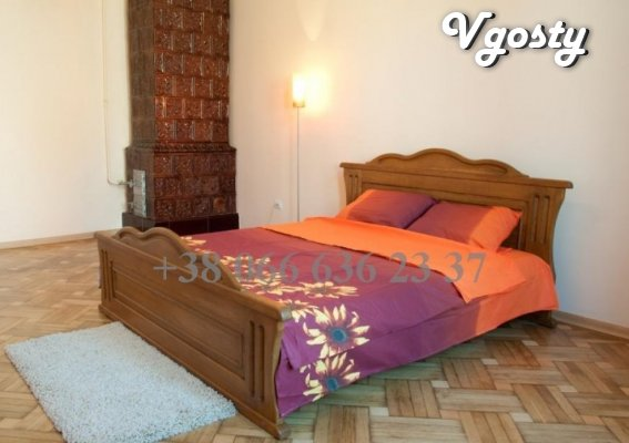 Very spacious apartment - Apartments for daily rent from owners - Vgosty