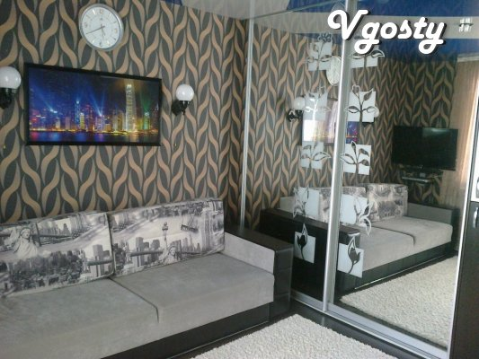 Daily rent 1 / k euro underfloor heating sea- 10 min.peshkom - Apartments for daily rent from owners - Vgosty
