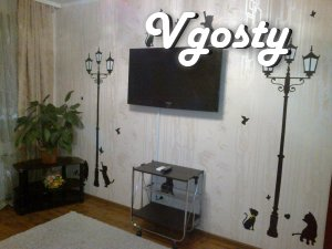 Rent 1 / k renovated in seafarers Victory Park on Prospect of Okt.rev- - Apartments for daily rent from owners - Vgosty