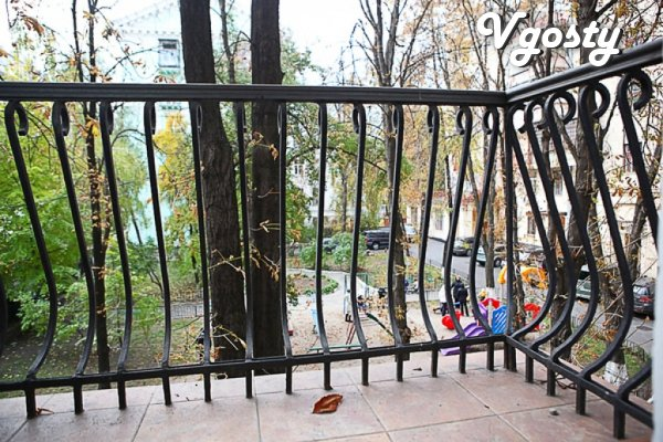 Apartments for rent in the center of Kiev - Apartments for daily rent from owners - Vgosty