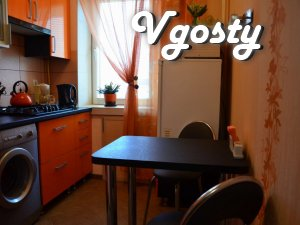 rent a comfortable apartment in the city center - Apartments for daily rent from owners - Vgosty