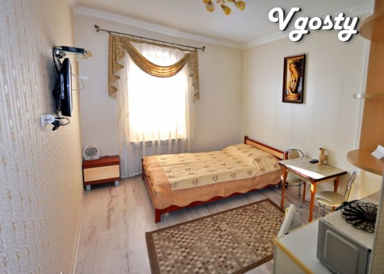 The historical center of the city! New apartments! - Apartments for daily rent from owners - Vgosty