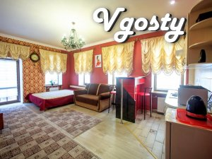 New superior apartments in the Old Town! - Apartments for daily rent from owners - Vgosty
