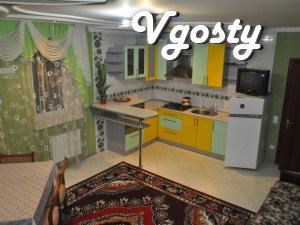 2-room apartment in the park - Apartments for daily rent from owners - Vgosty