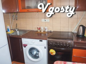 1-room in the Center 5 min to the Old Town - Apartments for daily rent from owners - Vgosty
