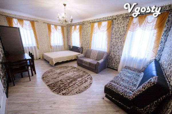 Rent apartments for rent near City Hall - Apartments for daily rent from owners - Vgosty