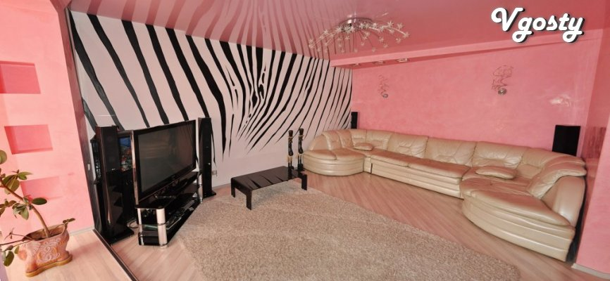 Новая 3-ком. 2-уровневая квартира в Центре - Apartamentos en alquiler por el propietario - Vgosty
