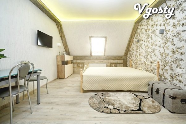 Daily new 2-room apartment Old Town - Apartments for daily rent from owners - Vgosty
