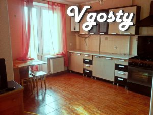Centre! Inexpensive! 1-room. apartment - Apartments for daily rent from owners - Vgosty
