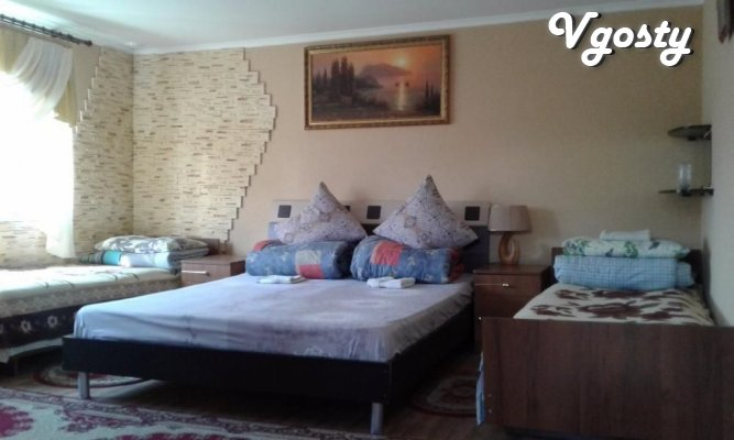 Quiet area of the city. apartment - Apartments for daily rent from owners - Vgosty