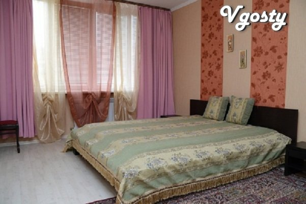 Center, Suite Class 2 kom.kvartira - Apartments for daily rent from owners - Vgosty