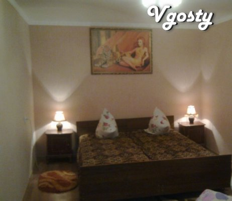 Cheap 1 kom.kvartira, daily - Apartments for daily rent from owners - Vgosty