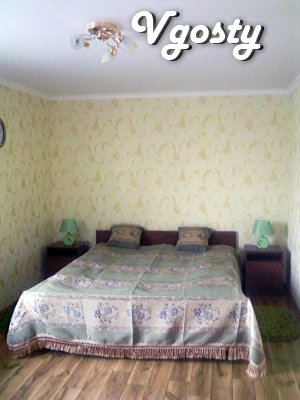 Wonderful apartment Inexpensive All amenities - Apartments for daily rent from owners - Vgosty