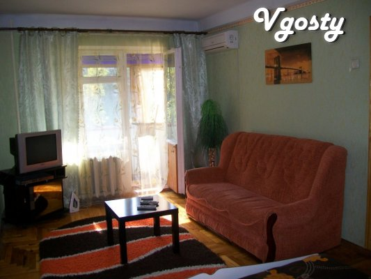 Center Hortitsky mkrn.ul Novgorod 20.dokumenty third group - Apartments for daily rent from owners - Vgosty