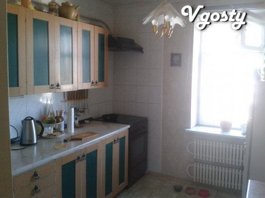 Rent an apartment in the center - Apartments for daily rent from owners - Vgosty