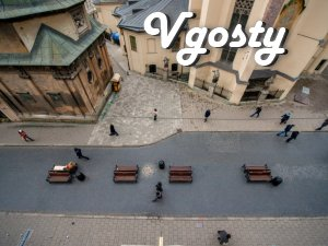 Comfortable apartment near Market Square - Apartments for daily rent from owners - Vgosty