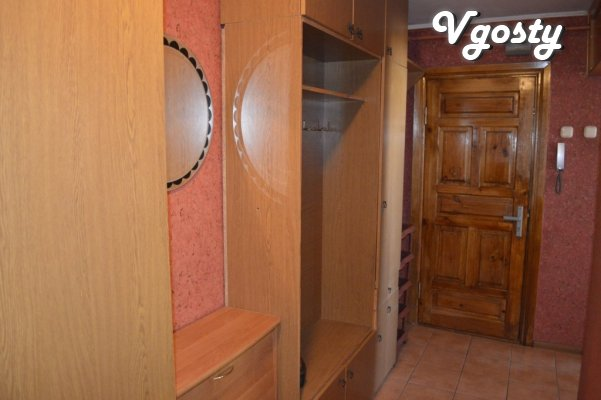 Center, 2 rooms, wi-fi - Apartments for daily rent from owners - Vgosty