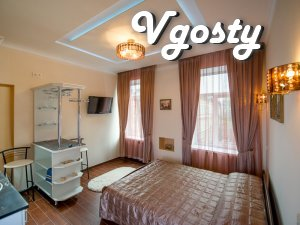 Comfortable 1-room apartment vozle Roman Catholic church Saints Olga a - Apartments for daily rent from owners - Vgosty