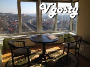 5 min.ot byuveta.Tsentr. - Apartments for daily rent from owners - Vgosty